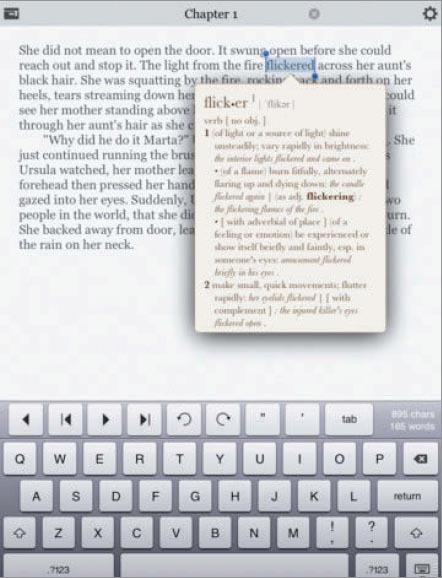 best script writing app for ipad