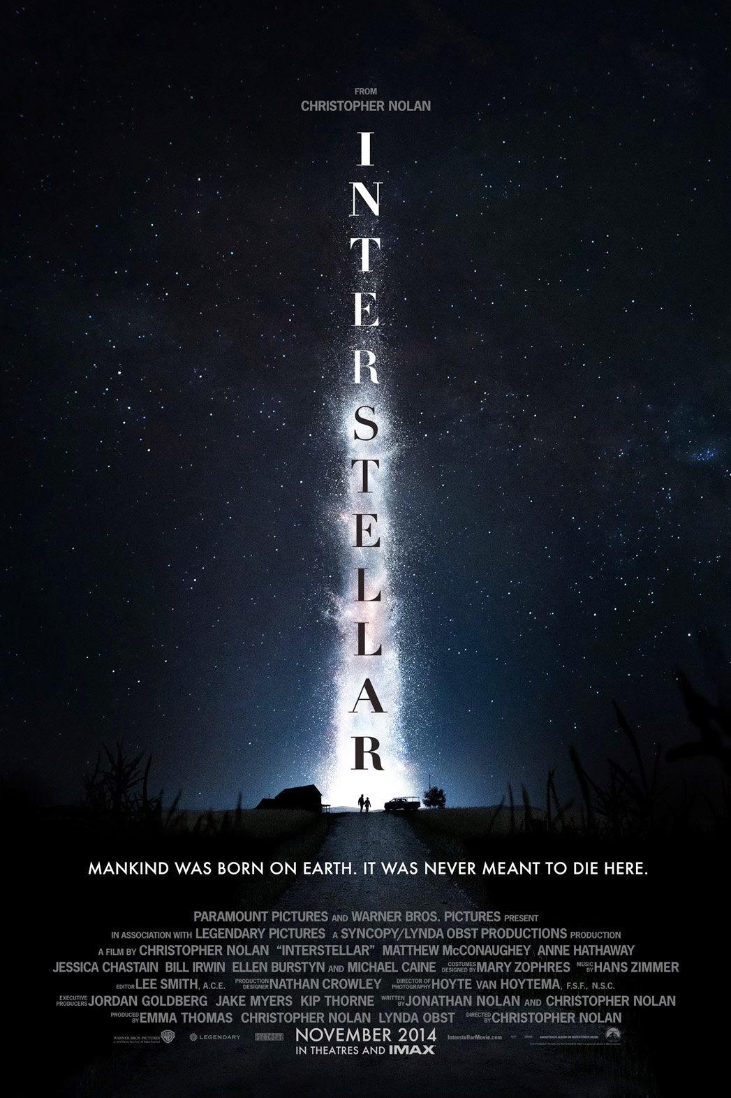 Interstellar, christopher nolan, 2014, mcconaughey, el zorro con gafas