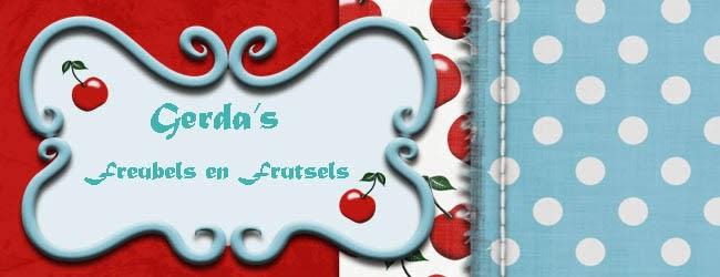 Gerda's Freubels en Frutsels