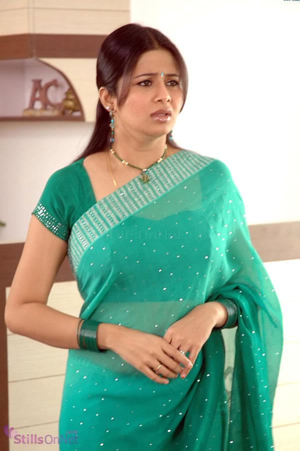 Sreeja Chandran Navel