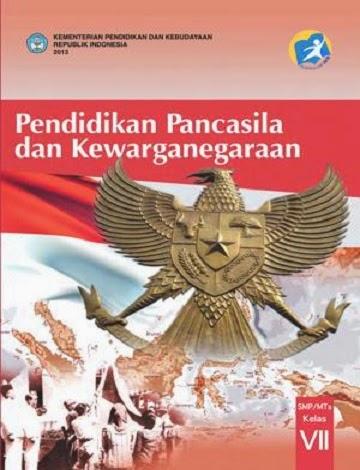 Silahkan download buku kurikulum2013 smp kelas 7 pendidikan pancasila ...