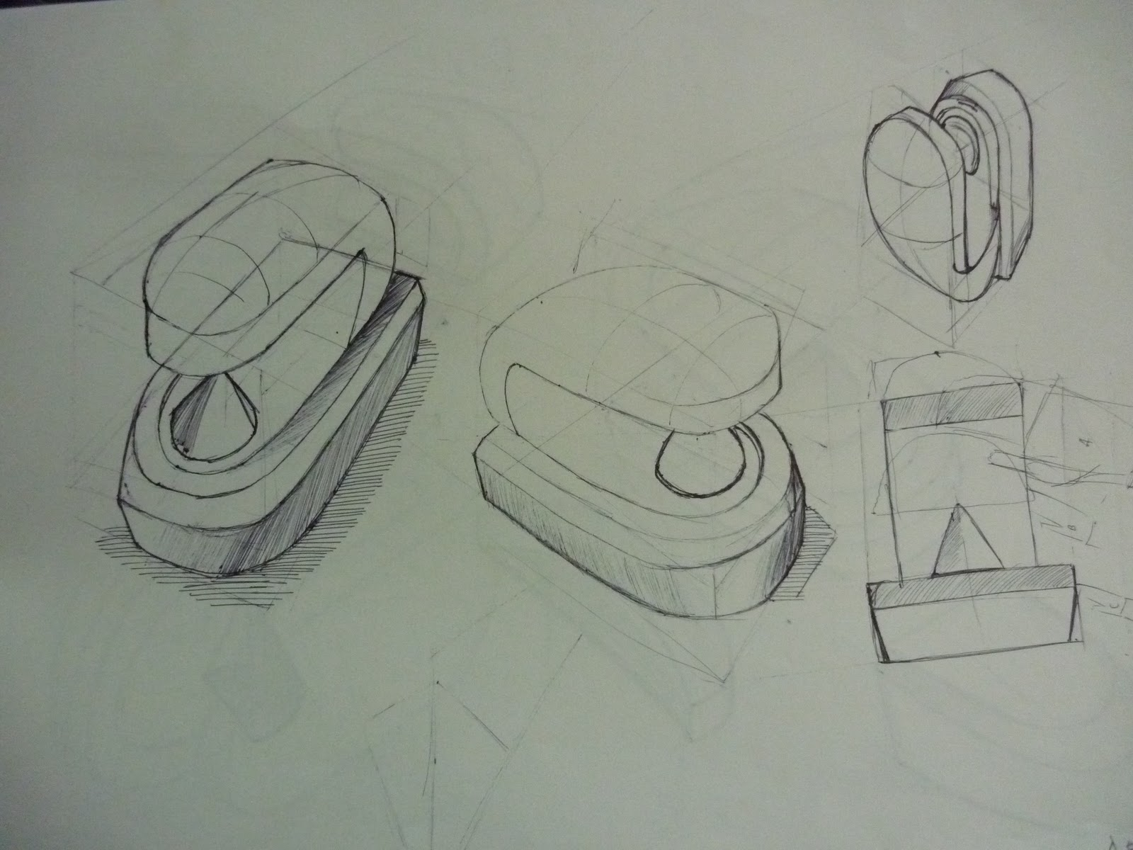 Dise o industrial isacris dibujo tostadora de bagels - Tostadora diseno ...