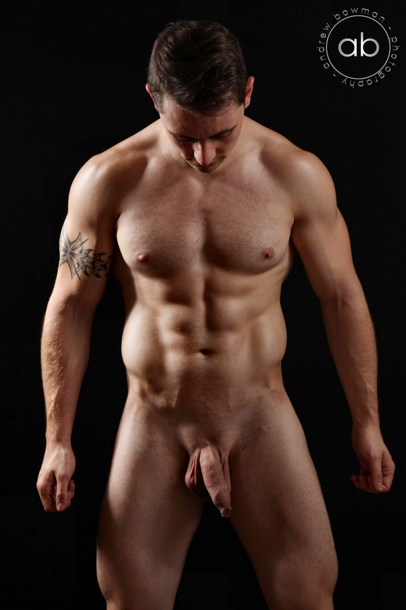male models getting naked