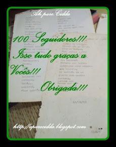 Selinho   100 Seguidores !!!