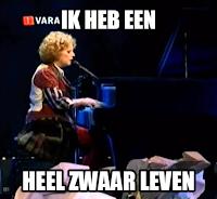 Meme van Brigitte Kaandorp