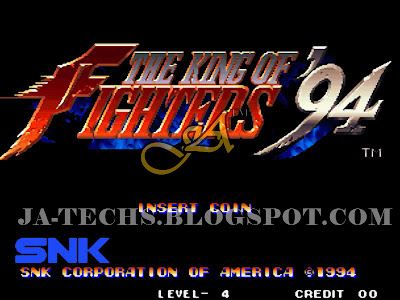 The King of Fighters 94 Game for PC