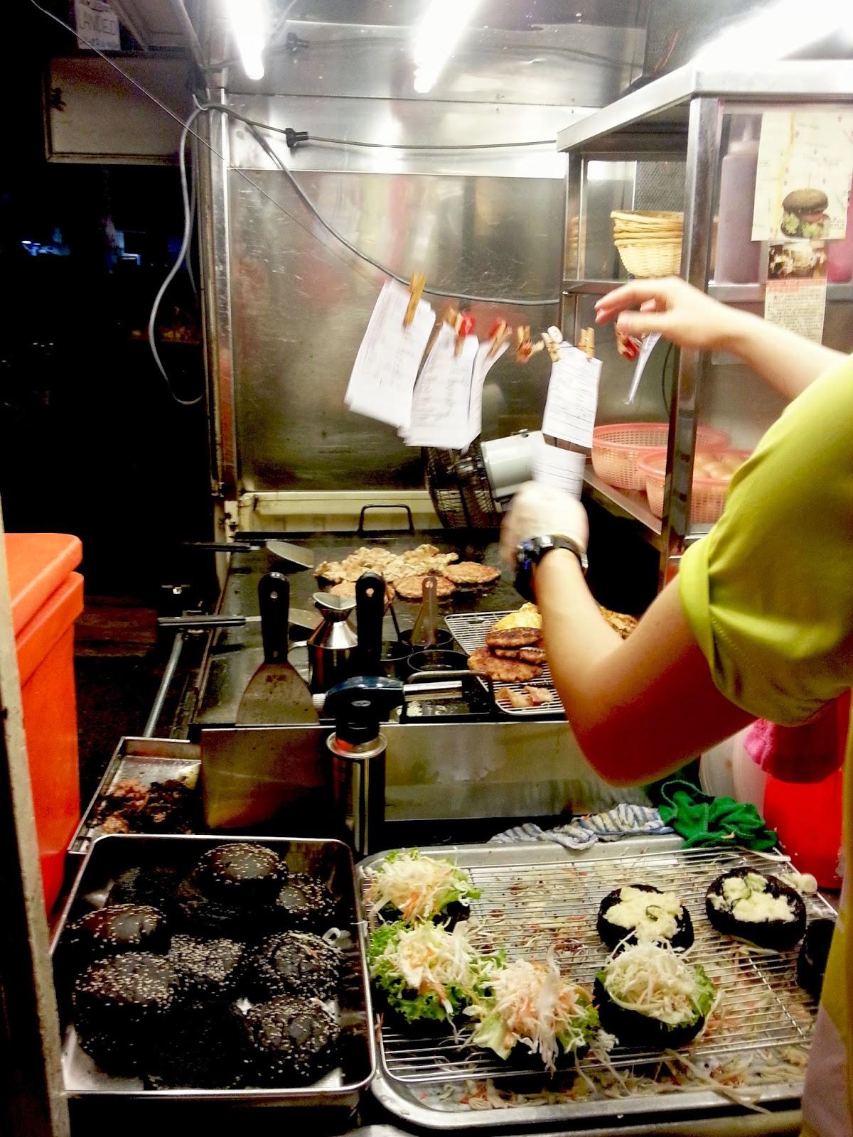 Artesanato Util Para O Lar ~ Burger Most Wanted @ Sungai Ara, Penang Crisp of