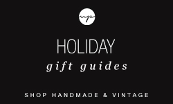 My Paradissi Holiday Gift Guides from Etsy