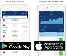 Finance App of the Month - The Crypto App