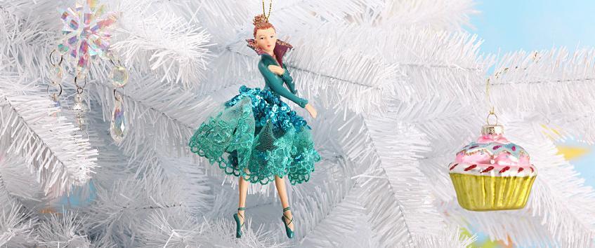 ballerina bauble