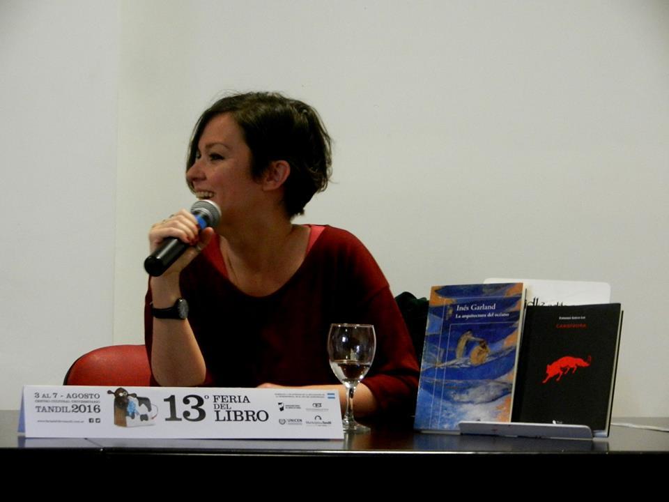 Feria del libro de Tandil, 2016