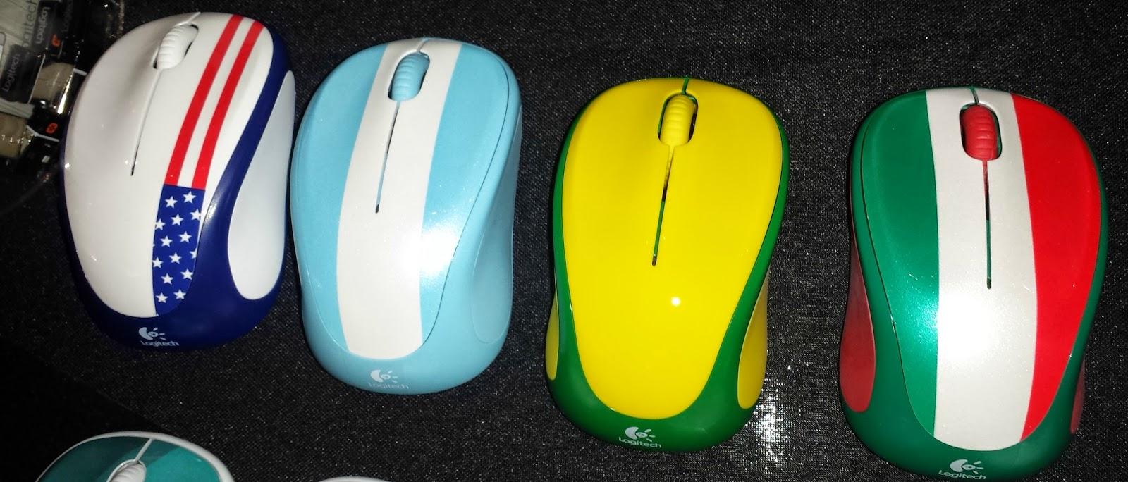 Logitech Mice - www.mylifeonandofftheguestlist.com