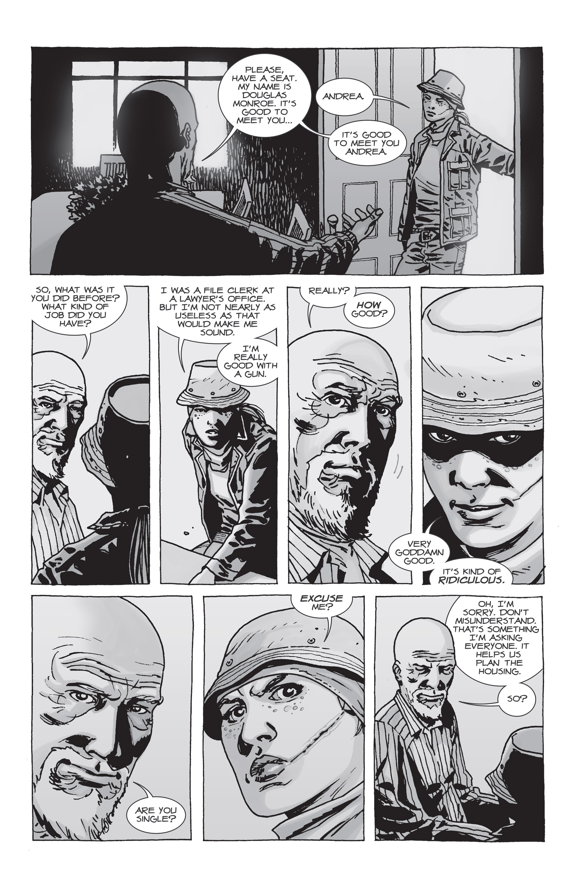 The Walking Dead 70 Page 16