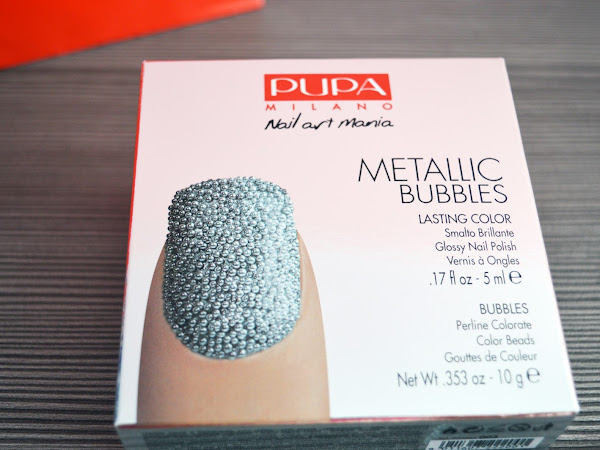 PUPA MILANO - Metallic bubbles
