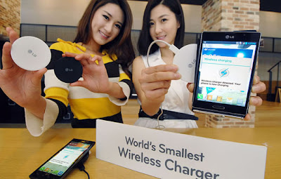 World's Smallest Wireless Charger