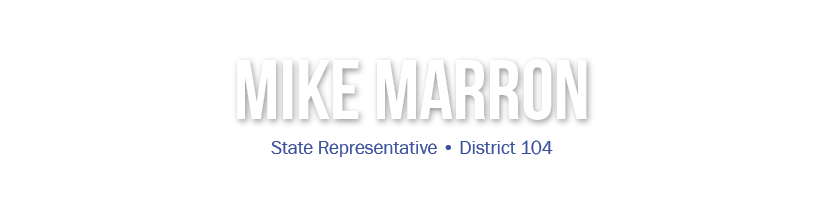 Illinois State Representative Mike Marron