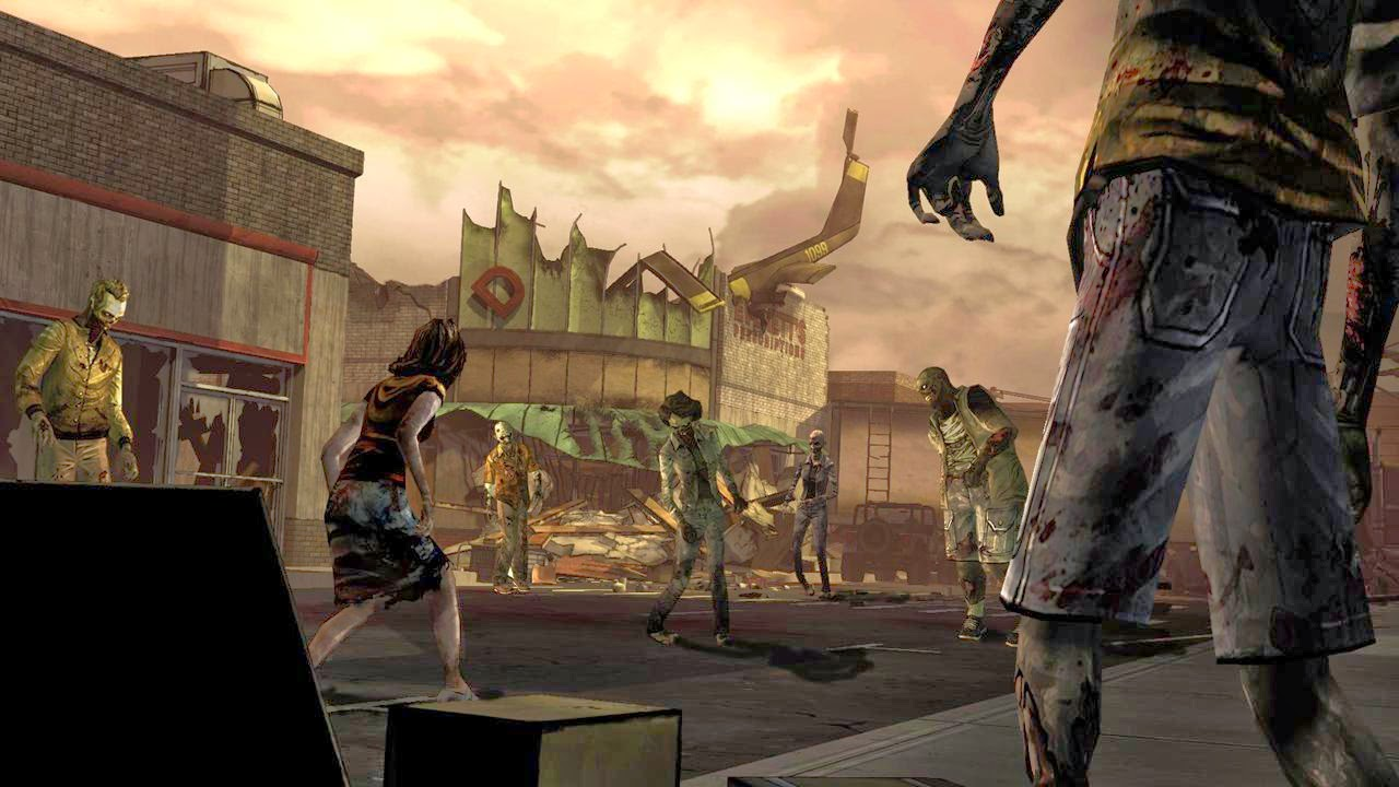 Android Game The Walking Dead: Season One Download.
