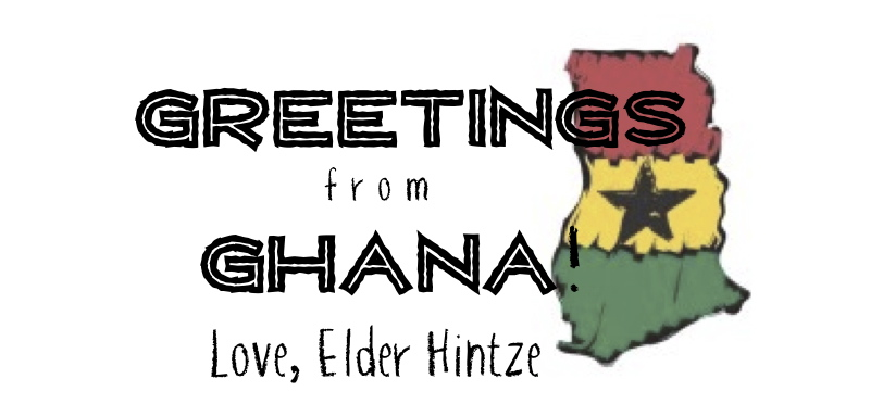 Greetings from Ghana