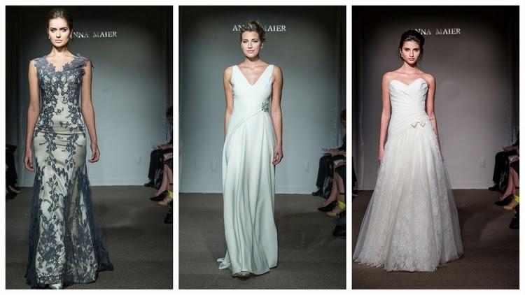 trajes de novia, Novias, Spring 2015, Anna Maier, Be Divinity,