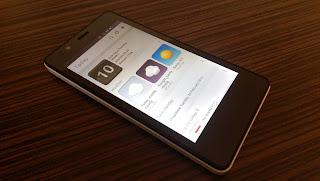 Ubuntu Phone BQ