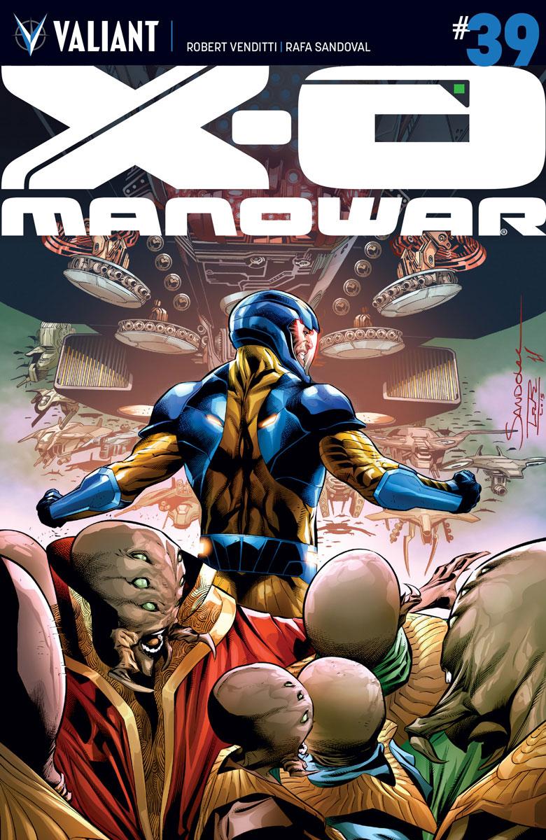 X-O MANOWAR#39