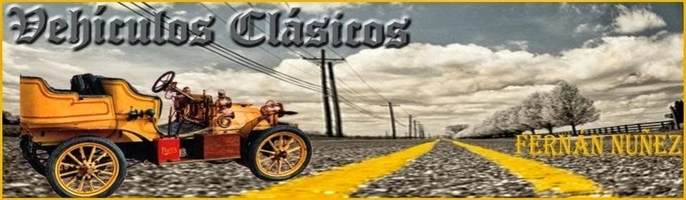 Vehiculos Clásicos  Fernán Núñez