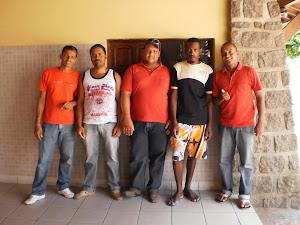 Equipe de Apoio do José Pires