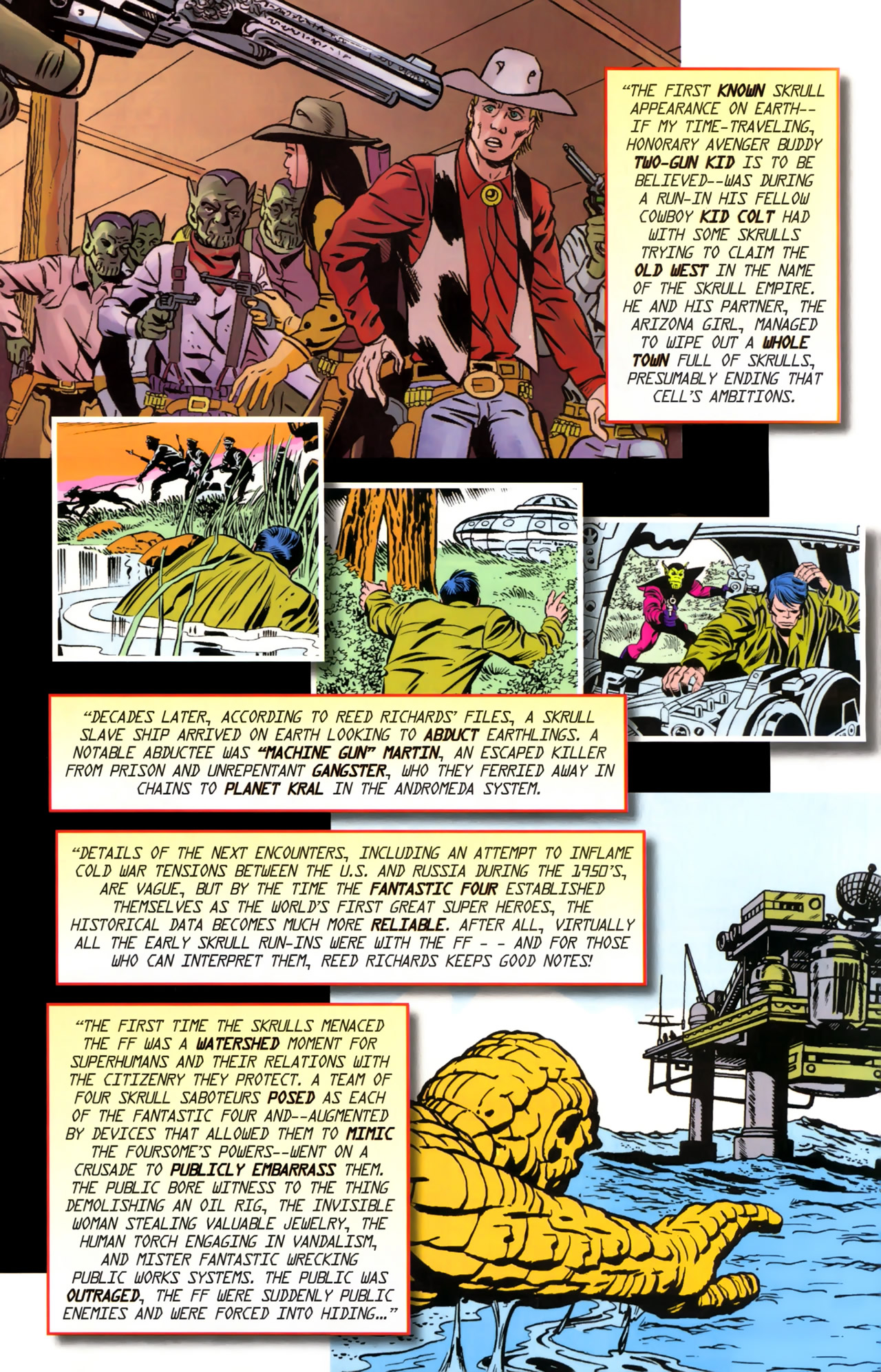 Read online Secret Invasion: The Infiltration comic -  Issue #11 - 9