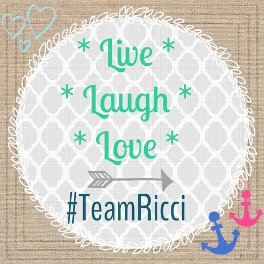 #TeamRicci