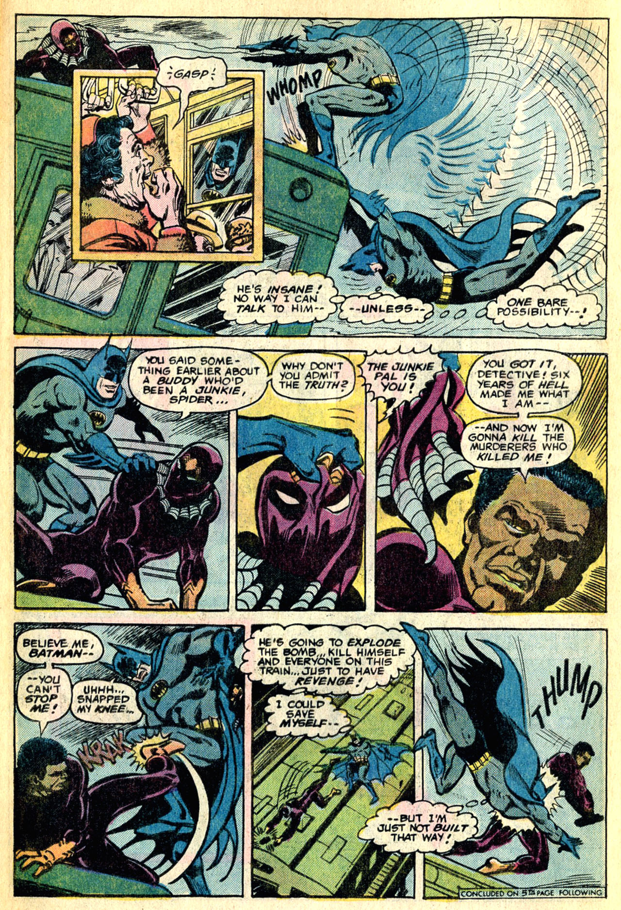 Detective Comics (1937) Issue #464 Page 16