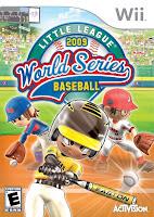 Little League World Series Baseball 2009 – Wii