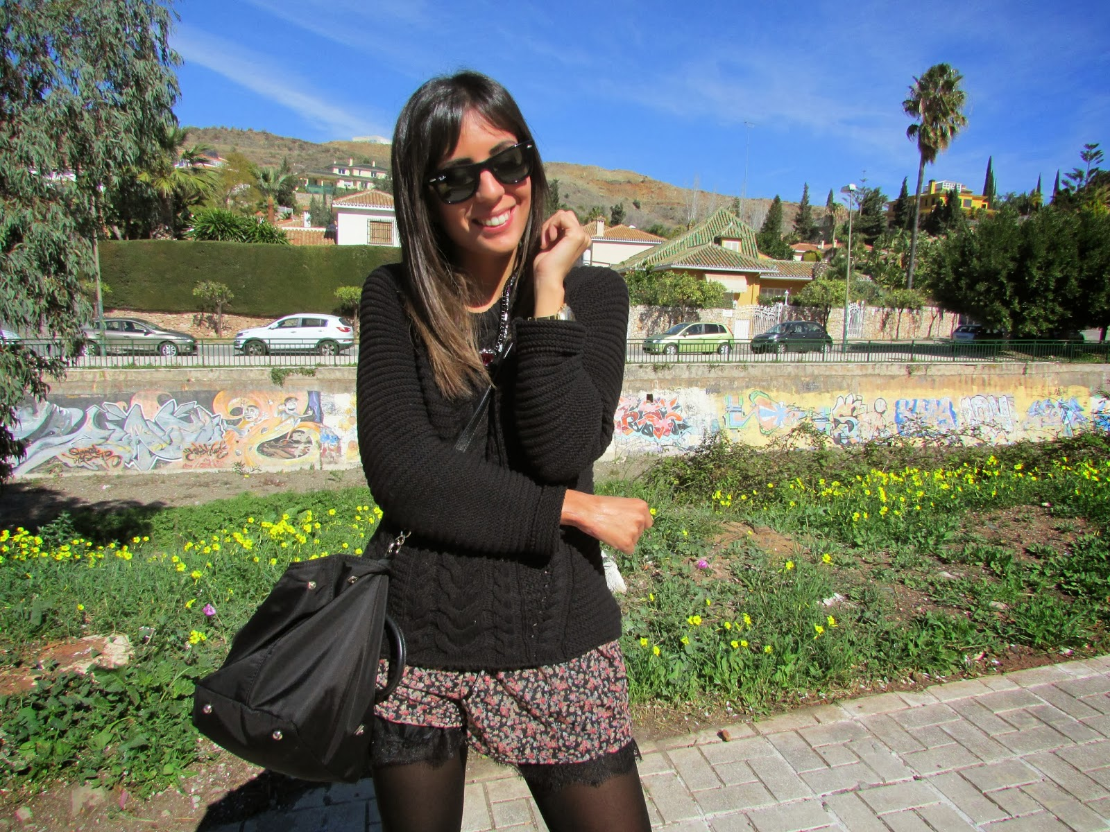 street style cristina style fashion blogger malaga blogger malagueña outfit look ootd tendencias moda inspiration