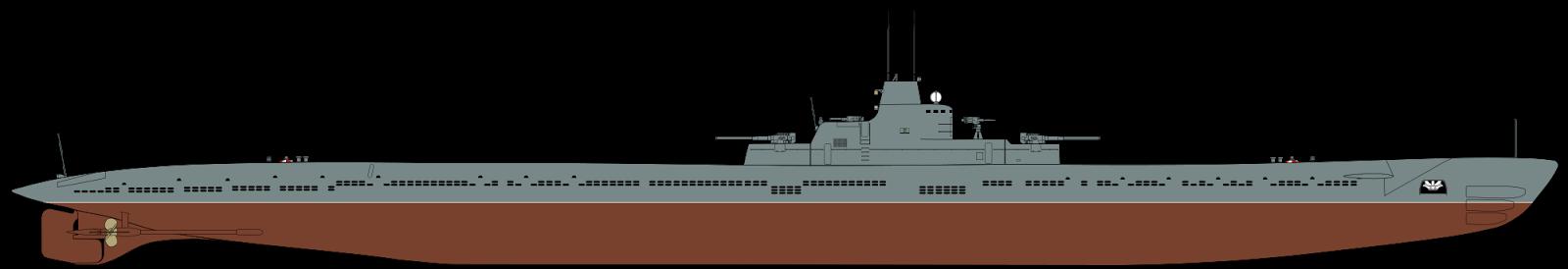 большие подводные лодки типа к