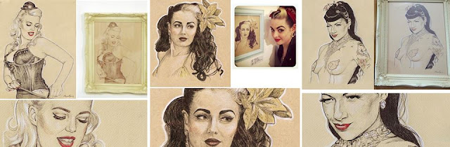 Check out Becky's Art & Illustration Facebook page