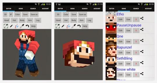 Skin Creator For Mcpe Free Download