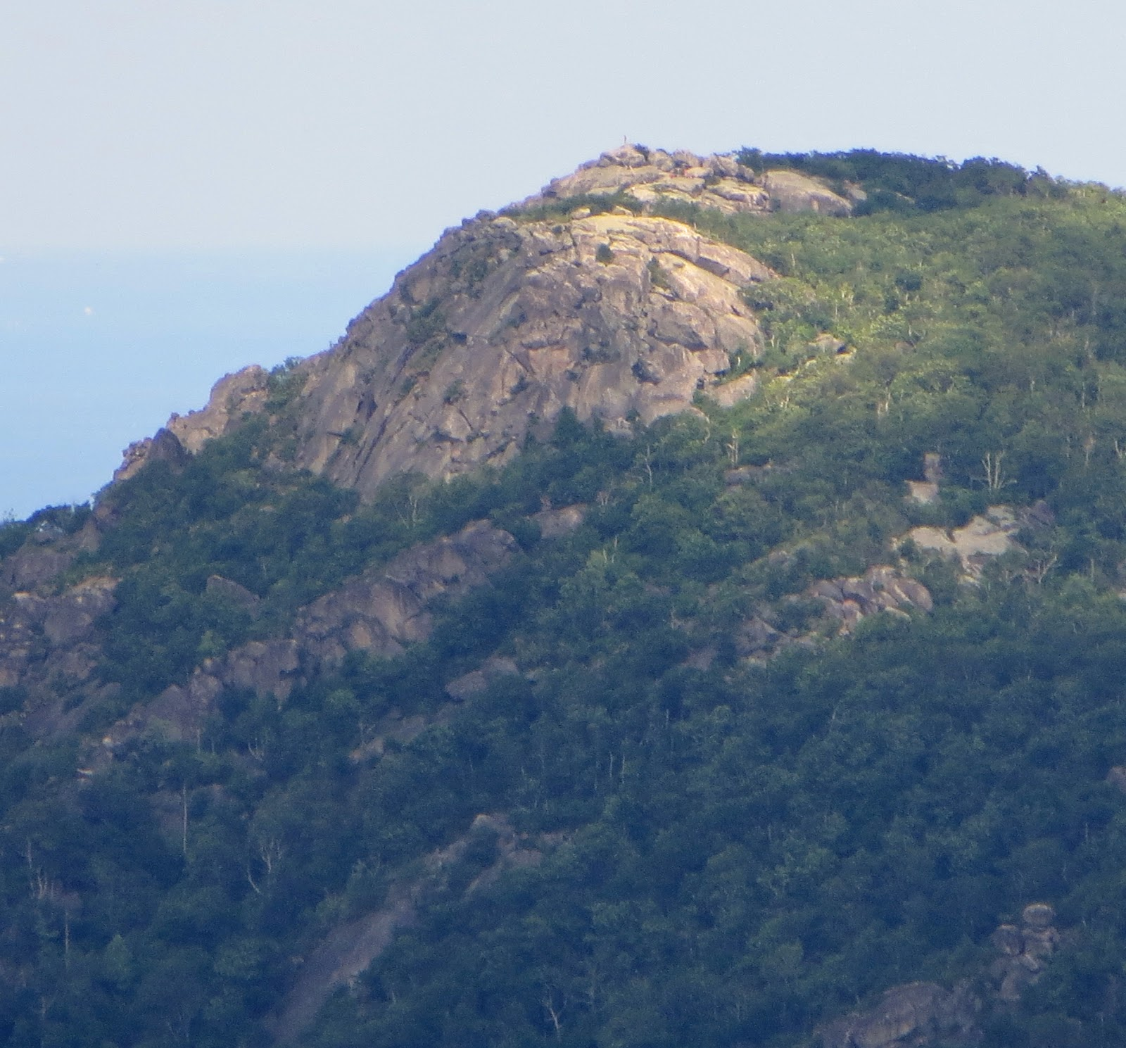 Old Rag Mountain Closed: Old Rag Mountain Hikes/Patrols By RSL: Sunday June 3, 2012