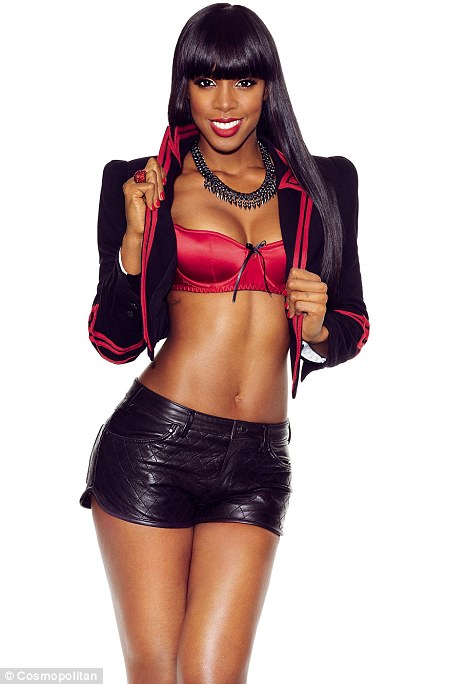 But after 20 years Kelly Rowland says she is ready to reunite with her