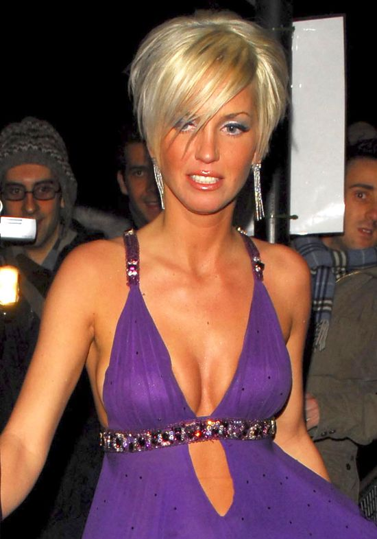 Sarah Harding English Model And Actress