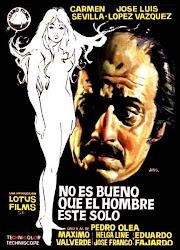 No es bueno que el hombre esté solo (1973) Descargar y ver Online Gratis
