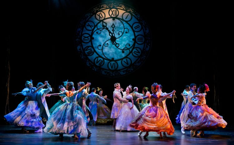 The Ball -- Rodgers and Hammerstein's Cinderella on Broadway