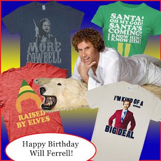 http://www.oldschooltees.com/Will-Ferrell-Shirts-s/338.htm