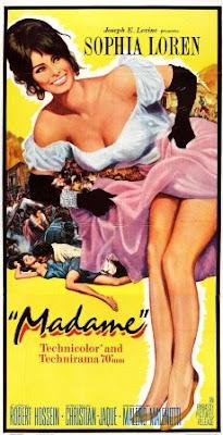 Madame Sans-Gene (Sophia Loren)(1961)