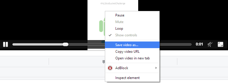 Cara Download Video dari facebook via Android dan PC