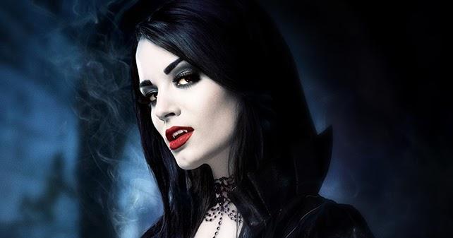 Vampire Beauties: Wrestling Divas with Fangs