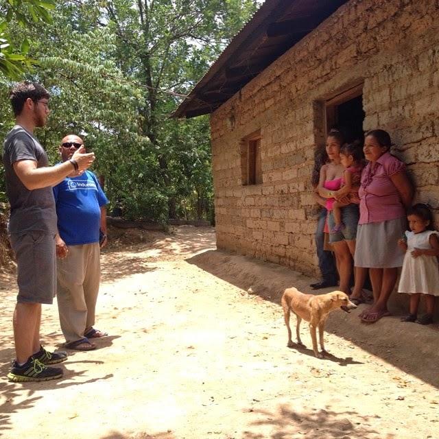 Ben Seewald Central America