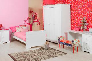 decorar habitación de niña
