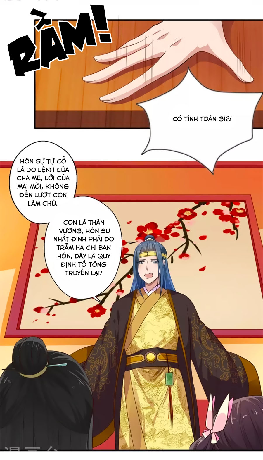 Khuynh Thế Y Phi Muốn Bỏ Chồng Chap 49 page 23