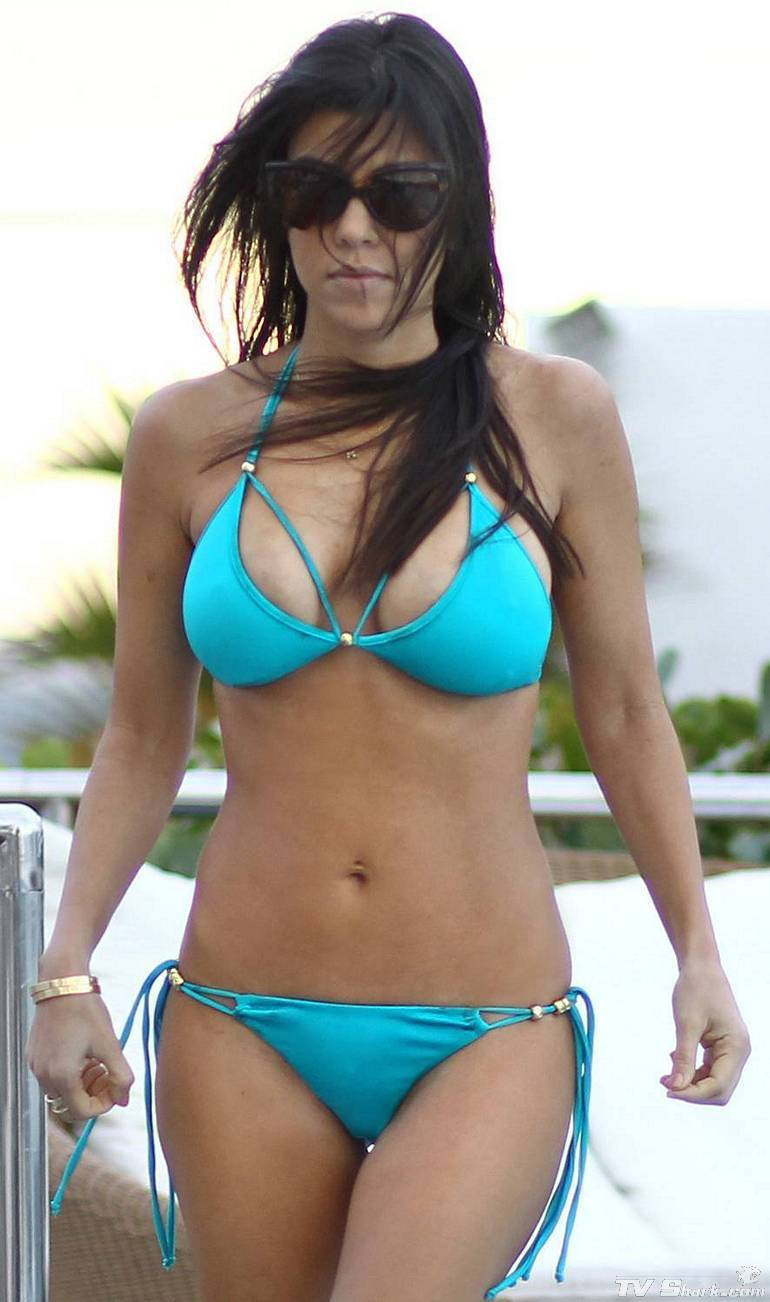 related pictures kourtney khloe kardashian bikini photos pictures Car