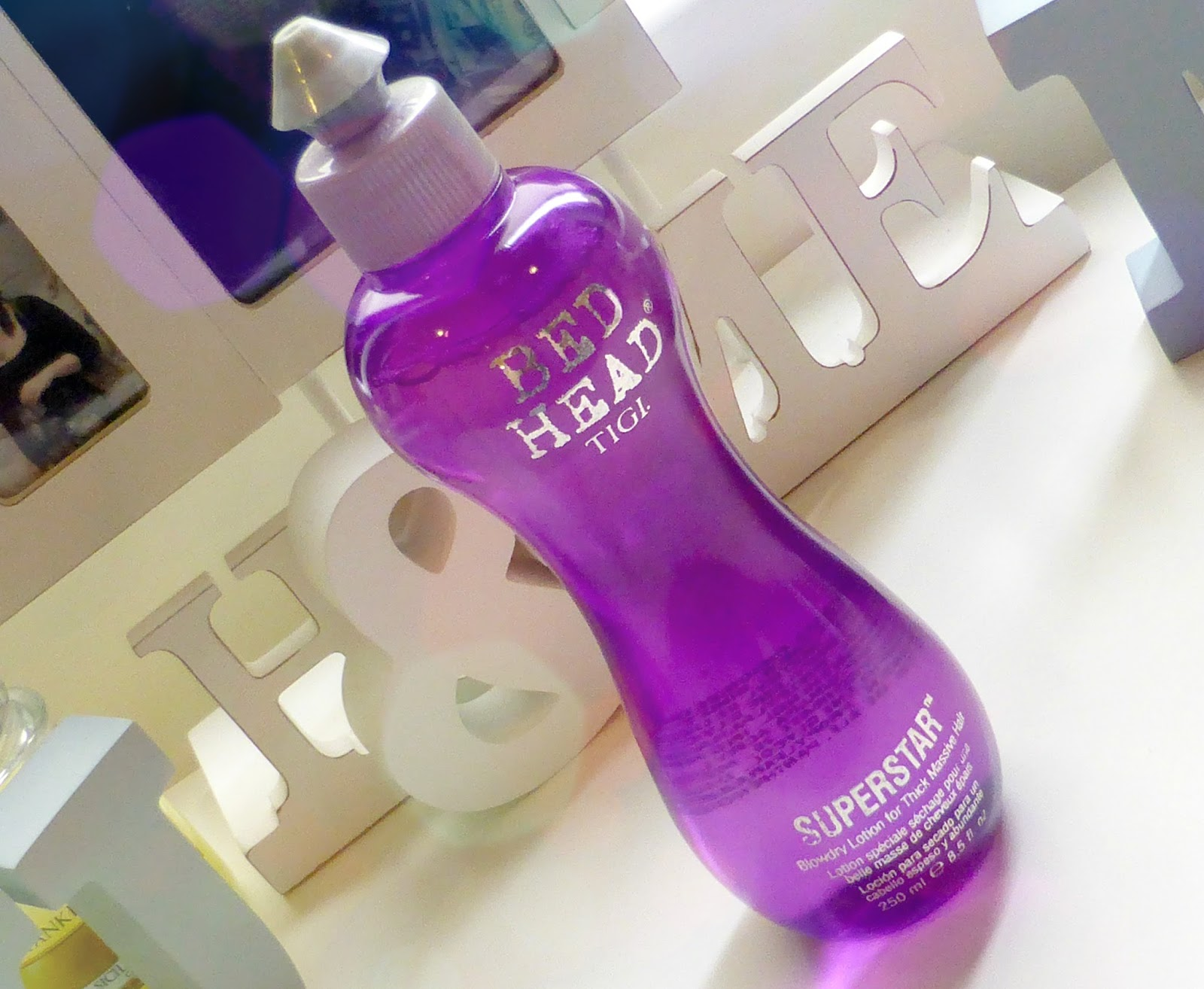 superstar blow dry lotion