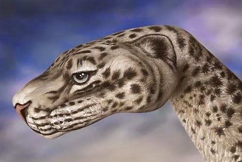 05-Snow-Leopard-Guido-Daniele-Artist-Hand-Painting-Italian